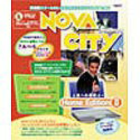 【中古】NOVA CITY Home Edition 2