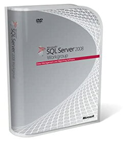 【中古】SQL Server 2008 Workgroup 日本語版 プロセッサ ライセンス