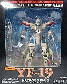 【中古】YF-19 2ND EDITION「マクロスプラス」1/72