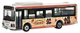 【中古】トミーテック ジオコレ 全国 バスコレクション 1/80シリーズ JH022 全国バス80 京成タウンバス モンチッチに会えるまちかつしかラッピングバス