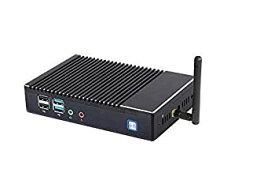 【中古】Skynew 小型パソコン ミニPC 静音 M2S (低電力AMD A6-1450/DDR4L 4GB/SSD 64GB/AMD Radeon HD8250/高速Wi-Fi&Bluetooth 4.0対応/USB 3.0/Win10 P