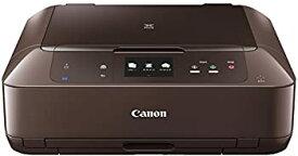 【中古】Canon インクジェットプリンター複合機 PIXUS MG7530 BW ブラウン