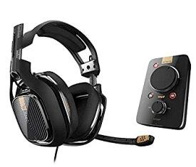 【中古】Astro Gaming A40 TR + MIXAMP Pro TR アストロゲーミング 有線サラウンドサウンド ゲーミング・ヘッドセット PC/PS4/PS3対応 [並行輸入品]