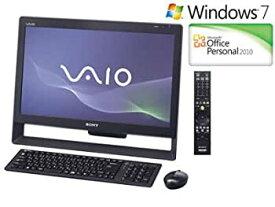 【中古】ソニー(VAIO) VAIO Jシリーズ (Windows7 Home Premium 64bit/Office2010) マットブラック VPCJ128FJ/BI