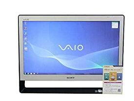 【中古】液晶一体型 Windows7 デスクトップパソコン パソコン SONY Pentium DVD 地デジ 4GB/500GB