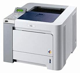【中古】ブラザー工業 A4カラーレーザープリンター JUSTIO 20PPM/両面印刷/有線LAN HL-4050CDN
