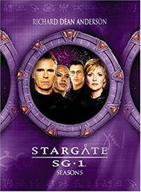 【中古】スターゲイト SG1 シーズン5 DVDザ・コンプリートボックス
