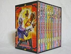 【中古】スーパー戦隊シリーズ 侍戦隊シンケンジャー DVD全12巻セット