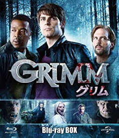 【中古】GRIMM/グリム BD-BOX [Blu-ray]