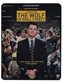 【中古】The Wolf Of Wall Street (Ltd Metal Box) (2 Blu-Ray) [Italian Edition]