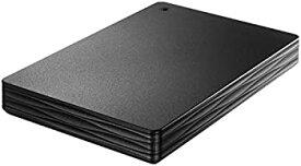 【中古】I-O DATA USB 3.1 Gen 1/2.0対応 ポータブルハードディスク 「カクうす Lite」 ブラック 1TB HDPH-UT1KR