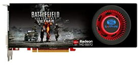 【中古】Sapphire Radeon HD 6970?2?GB ddr5?PCI - Express Game Edition Battlefield Bad Company 2ベトナムグラフィックスカード100311bfvsr