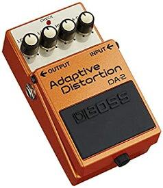 【中古】BOSS Adaptive Distortion DA-2