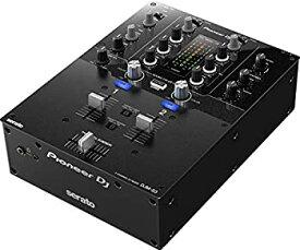 【中古】Pioneer DJ 2チャンネルDJミキサー DJM-S3
