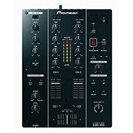【中古】Pioneer DJミキサー ブラック DJM-350