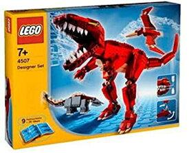 【中古】レゴ (LEGO) デザイナー 恐竜デザイナー 4507