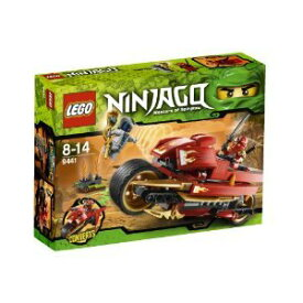 【中古】【平行輸入品】LEGO Ninjago Kai's Blade Cycle レゴ ニンジャゴー カイノブレード・サイクル 9441