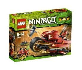 【中古】LEGO (レゴ) Ninjago (ニンジャゴー) Kai's Blade Cycle 9441 ブロック おもちゃ (並行輸入)