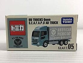 【中古】トミカ 世田谷ベース オリジナル SEAFT 05 ツアートラック アメリカンピクニックデイ2016
