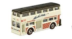 【中古】トミカ トミカくじ 21 移ろうクルマの街コレクション マンション「明石ヒルズ」 ロンドンバス 単品