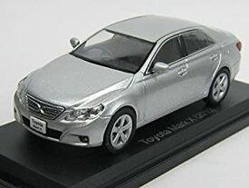 【中古】アシェット 国産名車コレクション1/43 ( 模型のみ ) トヨタ マークX (2010)