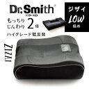Dr.Smith(ドクタースミス)炭フォーム枕 『ジザイ』ロータイプ 最高品質の日向備長炭を特許技術で低反発フォームに組み込んだ炭枕。…
