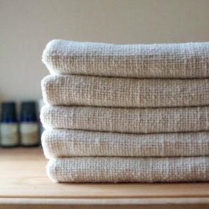 和紡布和紡ふきんガラ紡の食器も洗えるふきんオーガニックコットンオーガニックコットンタオル生成りガラ紡オーガニック素材かるいよごれなら洗剤なしで洗えます洗剤を使わないので手荒れも軽減生活排水にも配慮し環境にやさしい台ふきにも