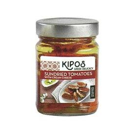 【代引き不可】キポス サンドライトマト クリームチーズ入り 230g×6個
