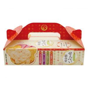 【代引き不可】金澤兼六製菓 ギフト せんべい詰合せBOX 10枚入×40セット BTB-5