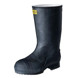 Koshin Gomu boots (rubber) light safety works LSW-02 black 28.0cm A0020AC