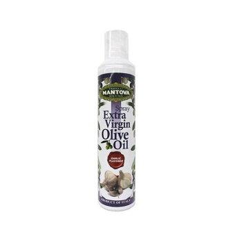 100% of MANTOVA Mantova from Italy Italian extra virgin olive oil spray garlic 207 g *6 set