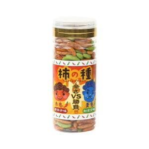 【代引き不可】柿の種 赤鬼・青鬼 (唐辛子味・わさび味) 110g×42個