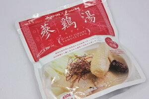 JA秋田たかのす 比内地鶏サムゲタン450g