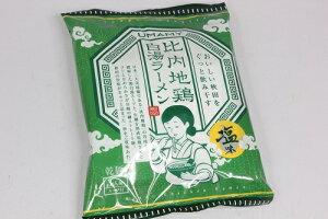 秋田 ノリット・ジャポン 比内地鶏白湯らーめん 塩味