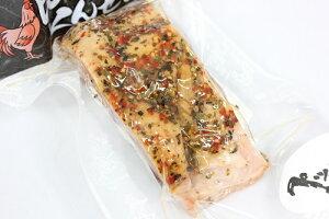秋田 #河辺 食肉流通公社 比内地鶏炙り焼きペッパーブロック