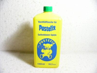 プステフィックスシャボン玉・補充液1000ml