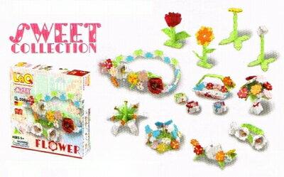 ラキュー・スイートコレクション・フラワー(LaQ SWEET COLLECTION FLOWER)