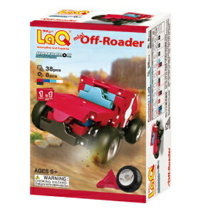 ラキュー・ハマクロンコンストラクター・ミニ オフローダー(LaQ Hamacron Constructor Mini Off-Roader)