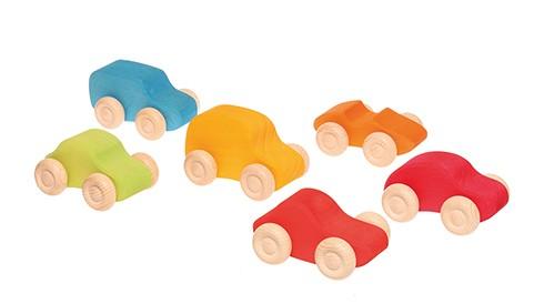 グリムス 6 Cars, coloured