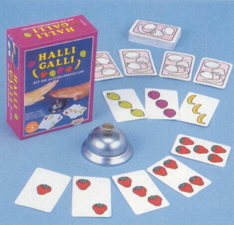 ゲーム・ハリガリ 日本語版 カードゲーム 数合わせ フルーツゲーム