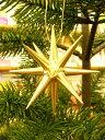 ベツレヘムの星(大)立体 金の星 クリスマスオーナメント 木...