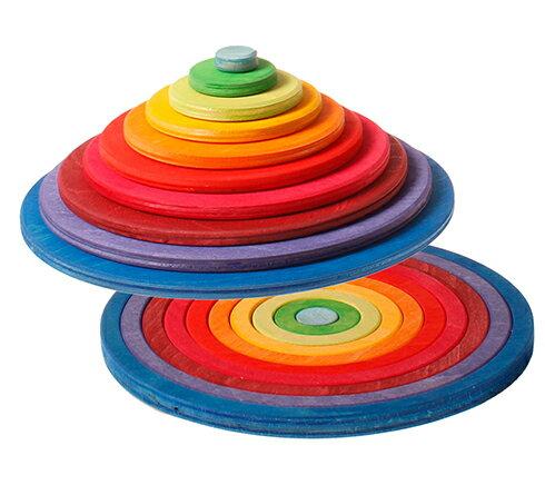 グリムス 円盤とリング