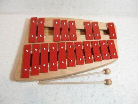 鉄琴 二段メタルフォン ゾノア ドイツ 楽器 グロッケン【送料無料】【楽ギフ_包装】【楽ギフ_メッセ入力】