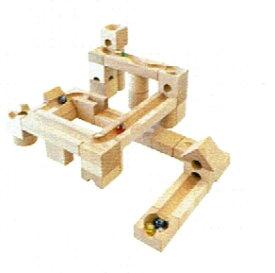 クゴリーノ(cuboro)【正規輸入品】(白木パーツへ仕様変更後)Cuboro 木のおもちゃ・積み木 キュボロ 玉落とし ビー玉転がし