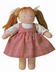 着せ替え人形(中)妹 キット おもちゃ箱 矢口や シュタイナー