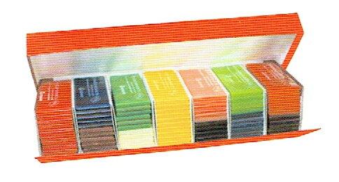 シュトックマー社・ミツロウ粘土12色77枚セット【受注発注のため、お届けまでに10日ほどかかります】