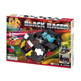 ラキュー・ハマクロンコンストラクター・ブラックレーサー(LaQ Hamacron Constructor Black Racer)