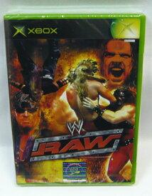 【新品】XBOXソフト「WWE RAW」