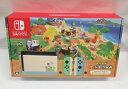 【新品】Nintendo Switch あつまれ どうぶつの森セット 本体 ニンテンドースイッチ本体 任天堂