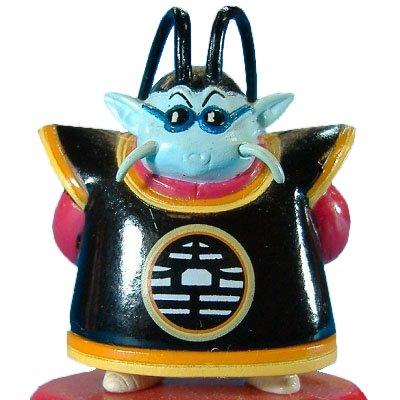 【中古】 コカコーラ ドラゴンボールZ ミニフィギュア 18.界王